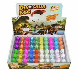 Magic Gonflable Magic Hulling Dinosaure Ajouter Eau Culture d'eau Dino Oeufs Enfant Kid Jouet en Solde