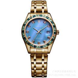 Wholesale montre Tobolo quartz watch women's steel band business leisure