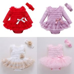 Girls Estate 0-1 festa di compleanno netto filato bambino infantile del primo anno antico vestito lanuginoso Z1214 80 Z2 in Offerta