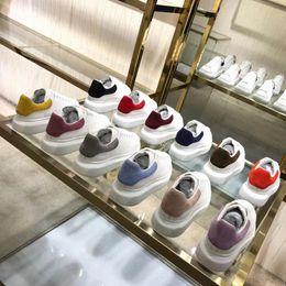 Wholesale 2021 designer men women womens white mens shoes espadrilles flats platform oversized casual espadrille flat sneakers with box 36-45