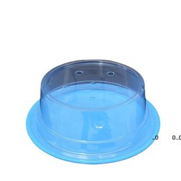 Plastic Lid For Sushi Dish Buffet Conveyor Belt Sushi Reusable Transparent Cake Dish Cover Restaurant Accessories RRE10541 on Sale