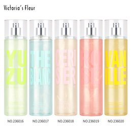 Wholesale 2021 Factory Customized OEM Private Label Ladies Perfume and Body Engineering Spray Body Fragrance Spray Moisturizing