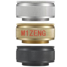 m42 lens adapter UK - Copper Core M42-M42 25-55 M42 To Mount Macro Focusing Helicoid Ring Adapter 25mm-55mm Extension Tube Lens Adapters & Mounts