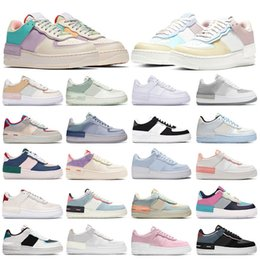 Womens Sneakers Platform Shadow shoes Pale Ivory Spruce Aura White Glacier Snakeskin Blue Ghost World Indigo Classic Mens Outdoor trainers on Sale