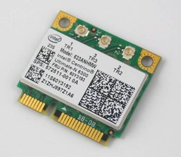 ibm cards NZ - Wholesale- 633ANHMW Mini PCI-E Wireless Wlan 6300 AGN for IBM 60Y3233 T410 X201 T510 WLan Card Ultimate-n Lenovo Y460 560 EDGE L412