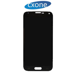 China Repair Original Brand New For Samsung Galaxy S5 I9600 G900A G900F Display LCD Touch Screen Digitizer Assembly Replacement Free shipping suppliers