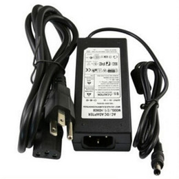 Wholesale AC V DC V A A A Transformer Power Supply for LED Light Strip LED Monitor Adapter Driver Power Cable Main Cord
