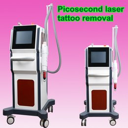 Machine D'enlèvement Des Sourcils Pas Cher-NOUVEAU Laser Picosure pour Tattoo Removal Q commutateur pico laser 1064nm 532nm 755nm picoseconde détatouage laser pico sourcil machine à laver