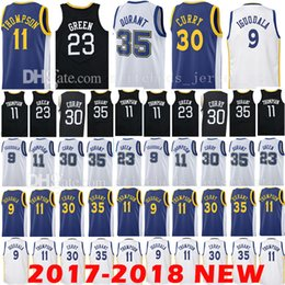 ... pretty cheap 88a76 36ecf 2017-18 New Golden State 30 Stephen Curry 35  Kevin Durant ... 72c60fda6442