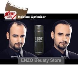 Venta al por mayor de New US Toppik Hair Building Fibers, 9 colores Natural Keratin Hair Loster Solutions 27.5g 0.97oz 12g 0.42oz cabello completo