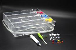 DIY empty HP970 HP971 DIY CISS tank for HP Officejet Pro X451dn X551dw X476dn X576dw on Sale