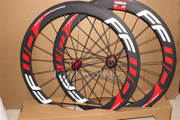 $enCountryForm.capitalKeyWord Canada - 2015 Red FFWD wheels road carbon wheelset 700c 60mm rim 3K weave bicycle wheelset carbon fiber bike Racing bicycle wheels sell 38 50 88cm