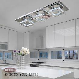 Led kitchen ceiling lighting home design and pictures modern led diamond crystal ceiling light fitting lustres crystal lights lamp for hallway corridor living room aloadofball Gallery