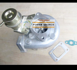 Venta al por mayor de T25 T28 T25T28 T25 / 28 Turbo Turbina TurboCharger Para Nissan SR20DET S13 S14 S15 Motor Comp .60 turbina .86 A / R T25 Brida refrigerada por agua