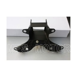 upper fairing Canada - motorcycle parts head Cowling Front upper fairing stay brackets For Yamaha YZF R6 2006-2007 R6 06-07