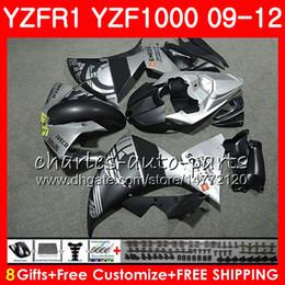 $enCountryForm.capitalKeyWord Australia - Body For YAMAHA YZF 1000 R 1 YZFR1 09 10 11 12 Matte silvery Bodywork 85NO6 YZF1000 YZF R1 2009 2010 2011 2012 YZF-1000 YZF-R1 09 12 Fairing