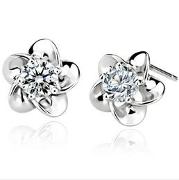 15pc Earring Stud Ear Nail Steel Simple Silver Plated Design Huggie Crystal  Earrings Accessories Set for Women Girl Pierced Ears New Jewelry a62c5b4ba65f