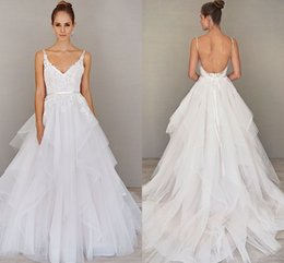 Discount Alvina Valenta Lace Wedding Dress | 2017 Alvina Valenta ...