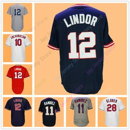 best service 85e93 616b4 Francisco Lindor Jersey Youth Suppliers | Best Francisco ...