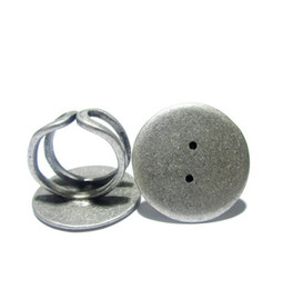 $enCountryForm.capitalKeyWord NZ - Beadsnice Brass Ring Base Adjustable with 25mm Round Pad Handmade Rings Fashion Jewelry Findings Wholesale Lead Safe Nickel Free ID 10426