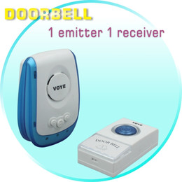 2396646320d 2015 New Fashion Forecum Cordless Remote Control Wireless Doorbell