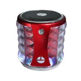 $enCountryForm.capitalKeyWord Canada - Home Wireless Bluetooth Speakers TF audio card LED T-2096A mini Bluetooth Handsfree Car Speaker MP3 Subwoofers