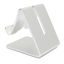 track tablet UK - Elegant Aluminium Alloy Stand Holder Support Mount for Tablet for iPad for iPod for Smartphones Universa order<$18no track