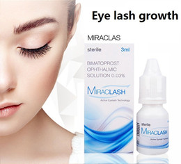 1c84ce9396b 2016 New Miraclash Eyelash Growth Treatments Liquid Serum Healthy Beauty  Makeup Enhance Eye Lash