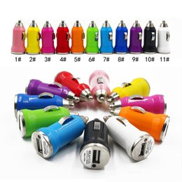 $enCountryForm.capitalKeyWord Canada - Colorful Bullet Car Chargers Mini Portable Jump Starter Inverter Power Bank Car Charger For Cellphone Free Shipping