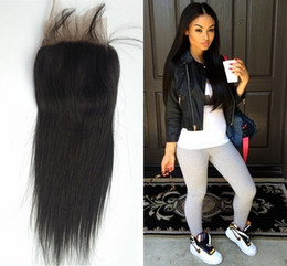 Hair dye products online shopping - G EASY hair products European hair bleach dye lace frontal with baby hair ear to ear beautiful top frontal closure x4