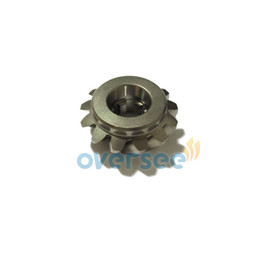 OVERSEE Boat Parts PINION Gear 689-45551-00-00 for fitting Yamaha Parsun 25HP 30HP Outboard Spare Engine Parts Model on Sale