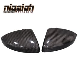 $enCountryForm.capitalKeyWord NZ - R8 TT 2015 Replacement style Carbon fiber Car Side Rear View Mirror Covers for Audi R8 2007-2011 (not For GT 2011)