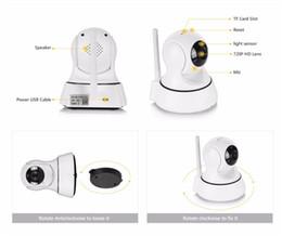security sannce 2019 - new arrive SANNCE Home Security Wireless Mini IP Camera Surveillance Camera Wifi 720P Night Vision CCTV Camera Baby Moni