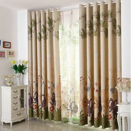 $enCountryForm.capitalKeyWord NZ - Eco-friendly Curtains For Kids Cartoon Curtains + Tulle  Sheer curtains 100%Blackout Curtains Blue Pink Mouse  Mr. car