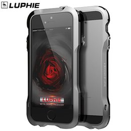 3661f490d7e For Iphone 5 Se Case Luphie Original Aluminum Metal Frame For Iphone 5s Case  Hard Screw Armor Phone Case Cover Shockproof Coque