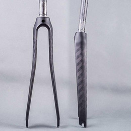 $enCountryForm.capitalKeyWord UK - 700C Road bicycle 12K Matte full carbon fibre forks 360g Bicycle parts For Road bike   Fixed Gear   Track bike