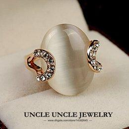 Bleu Blanc Rose Opale de feu Femmes Bijoux Gemme Argent Ring Taille 5-13 OJ5449