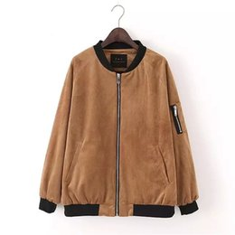 Women S Brown Bomber Jacket Australia | New Featured Women S Brown ...
