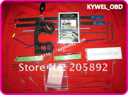 Generation Tools Canada - Second Generation New KLOM Auto Quick Open Kit,cross pick,LOCKSMITH TOOLS
