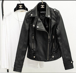 Black Leather Biker Jacket Women's Online | Black Leather Biker ...