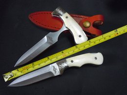 $enCountryForm.capitalKeyWord Canada - New Promotion outdoor gear the one adjustable push knife bone handle lock back pocket Folding knife cutting tool 1PCS freeshipping