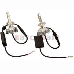 Wholesale Auto Headlights NZ - 2pcs Per Set 30W 2-LED 2400LM Bright Car Auto Waterproof Headlight Kit 12V 24V DC