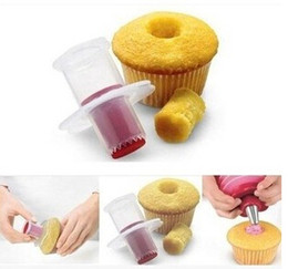 $enCountryForm.capitalKeyWord NZ - Cuisipro Cupcake Corer Muffin corer Pastry Decorating Tool Model make sandwich hole filler
