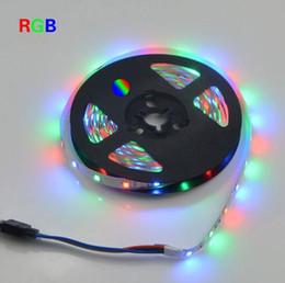 Wasserdichter 3528 RGB LED-Streifen mit 24Key-Fernsteuerpult 12V 2A Stromadapter 3528SMD Band RGB-LED-Band-freies Verschiffen im Angebot