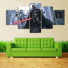 $enCountryForm.capitalKeyWord NZ - 2016 New 5 Panels Hot Sell The Abstract Modern Home Wall Decor Painting Art HD Print Painting Canvas Painting Wall Picture