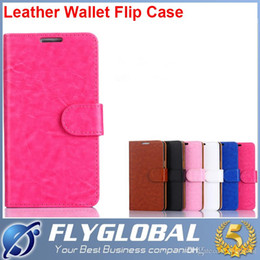 """$enCountryForm.capitalKeyWord Canada - Wallet PU Flip Leather case Cover With Card Slot stand For IPhone 6 4.7"""" 6 Plus 5.5"""" Samsung Galaxy S6 edge Plus Note 5 note 4 best quality"""
