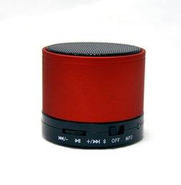 Venta al por mayor de Venta al por mayor Altavoz portátil Bluetooth Mini altavoces con reproductor de música MP3 Soporte TF Tarjeta DHL libre buen regalo S1134