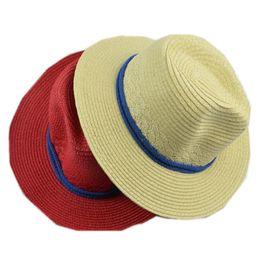 Wholesale-Sun Hat Straw Beach Headwear Cap Bohemia Wide Large Brim Ms. hat  factory direct small pepper Korean summer beach hat sun hat str 43e5a1daf76c