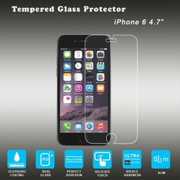 $enCountryForm.capitalKeyWord Canada - For iPhone7 7plus 6g 6plus 5s 5c Arc Mobile Phone Glass Screen Protector 9H Explosion proof Glossy Anti Scratch Tempered Glass Membrane 2.5D