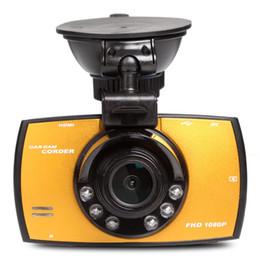 Night Vision Inch Canada - Best Quality !!! Original G30 HD 2.7 inch LCD Car Camera Car DVR Novatek 96220 Vehicle Traveling Date Recorder Night Vision Tachograph DHL